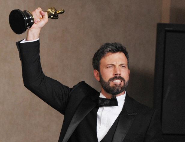 Spoiler: Argo vence melhor filme. E também, eu queria começar o post com uma imagem do Ben Affleck.