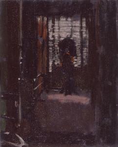 Jack the Ripper's Bedroom de Walter Sickert