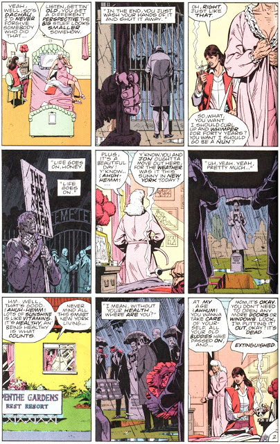Watchmen #2 page 2