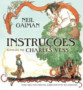 Instruções-Neil-Gaiman-e-Charles-Vess